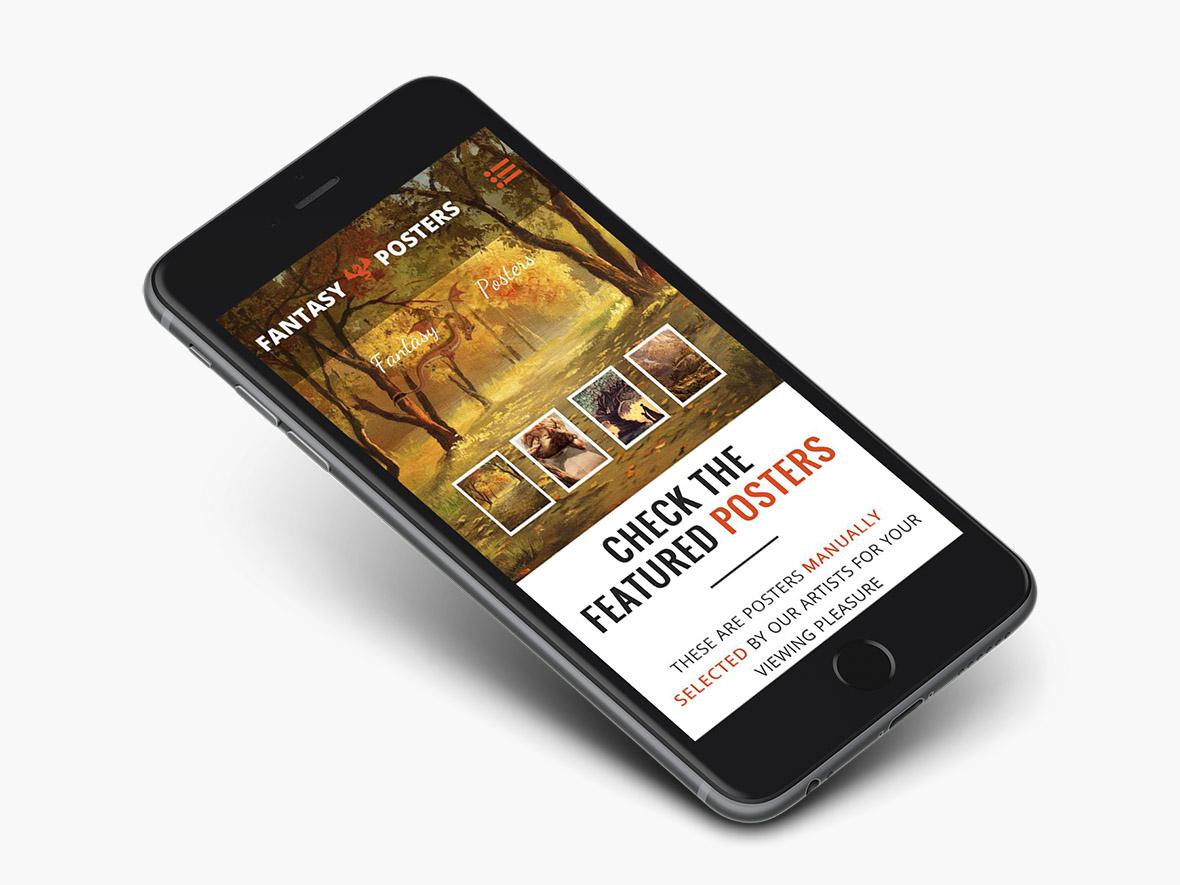 fantasy-wordpress-theme-preview-iphone