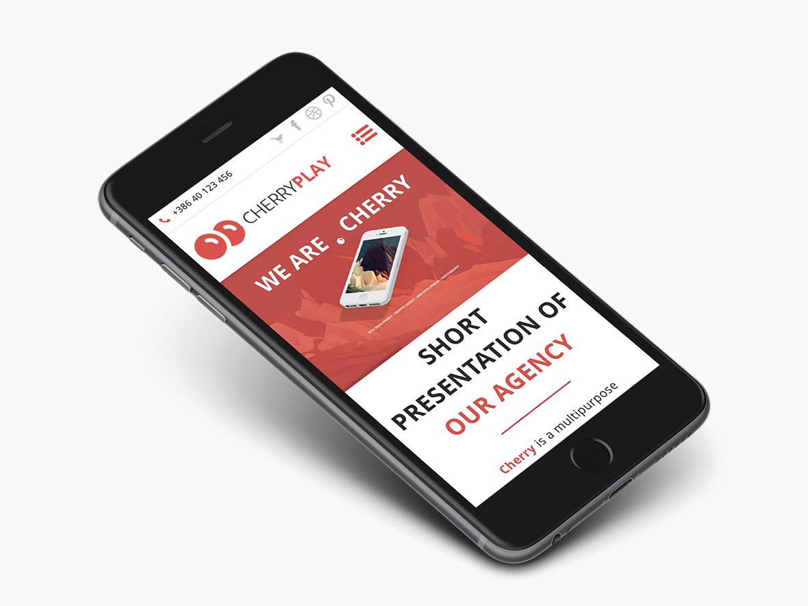 cherry-multipurpose-wordpress-theme-preview-iphone