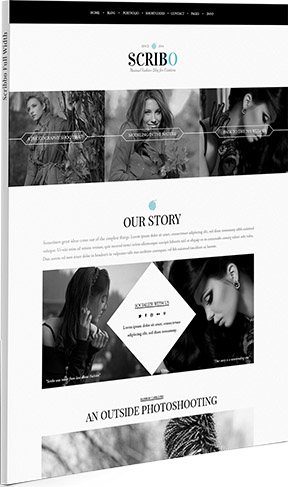 scribbo-wordpress-theme-layout-1