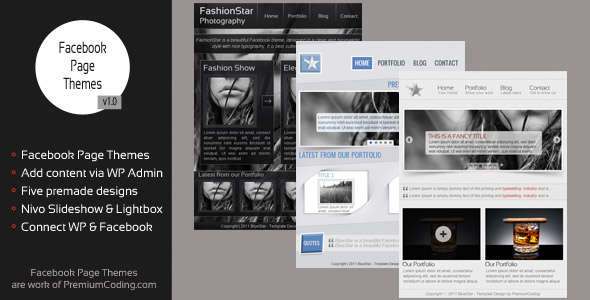 Download Revenant – Responsive Business Wordpress Theme nulled Facebook Page Themes 590 preview