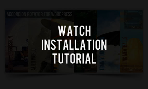 WATCH INSTALLATION TUTORIAL