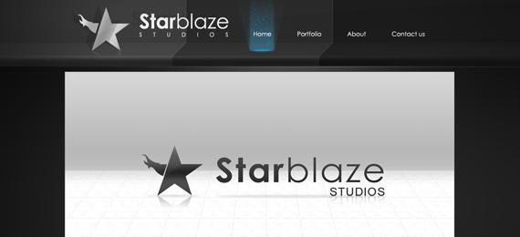 StarBlaze Facebook Page Template
