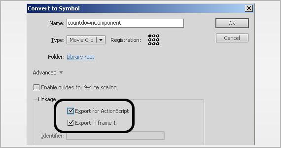 Export for Actionscript