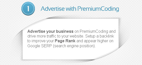 advertiseWithPremiumCoding