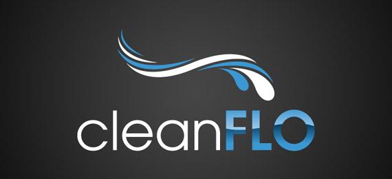 cleanFLO Logo