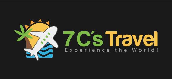 Travel Agency Logo AI Freebie