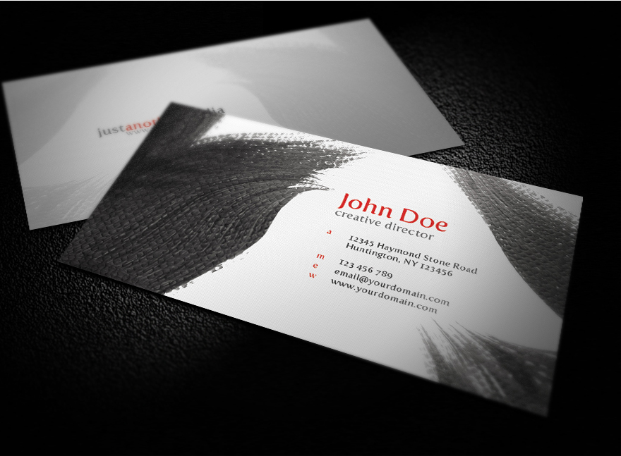 Best of the Web: Business Cards - PremiumCoding