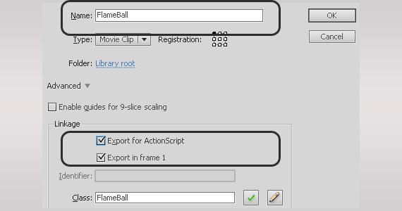 Expot for actionscript