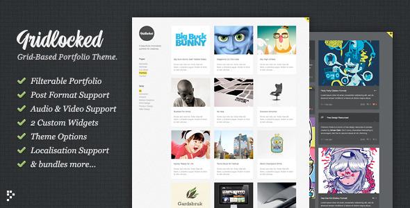 Minimalistic wordpress theme