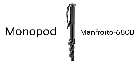 Manfrotto-680B Monopod User Review