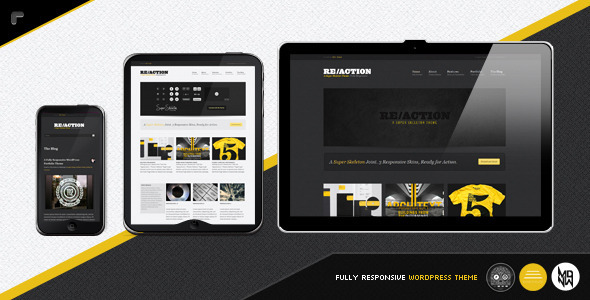 reaction-wordpress-theme