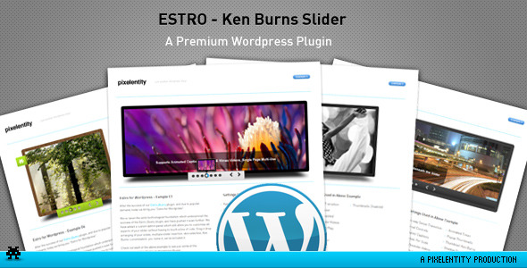 Estro KenBurns Slideshow