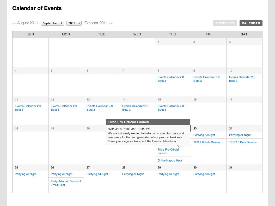6 Best Calendar Wordpress Plugins