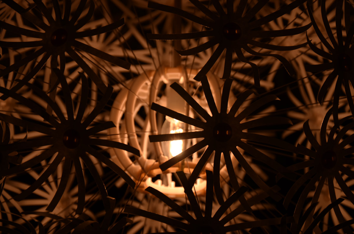 Light in the Chandelier