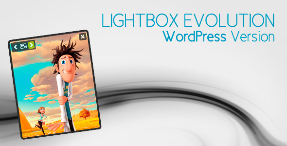 Lightbox revolution wordpress plugin