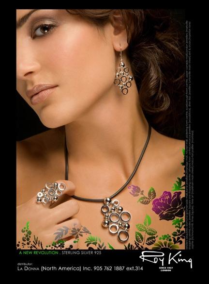 Beautiful Fashion Designer Print Ads