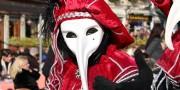 Carnival of venice mask