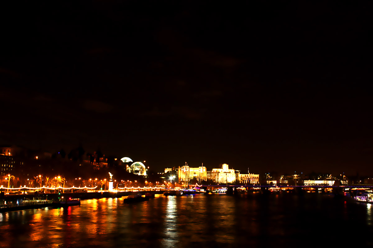 Daily Photo: London at Night - PremiumCoding