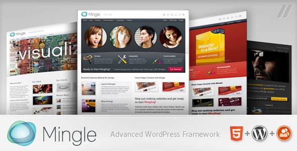 Mingle multipurpose wordpress