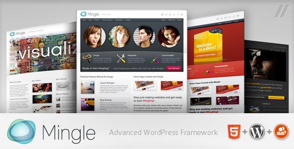 Mingle multipurpose wordpress