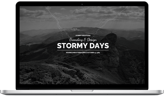 Stormyday – The Lightning