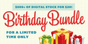 Envato birthday Bundle 2012