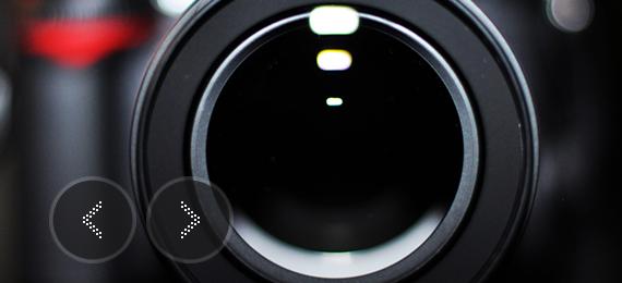 Premium Slideshow Prev/Next Buttons (PSD)
