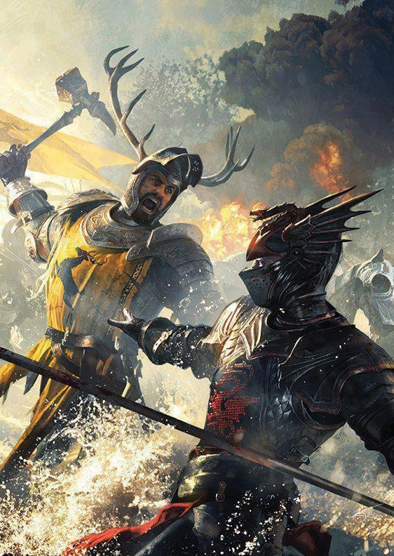 Robert Baratheon vs Rhaegar Targaryen