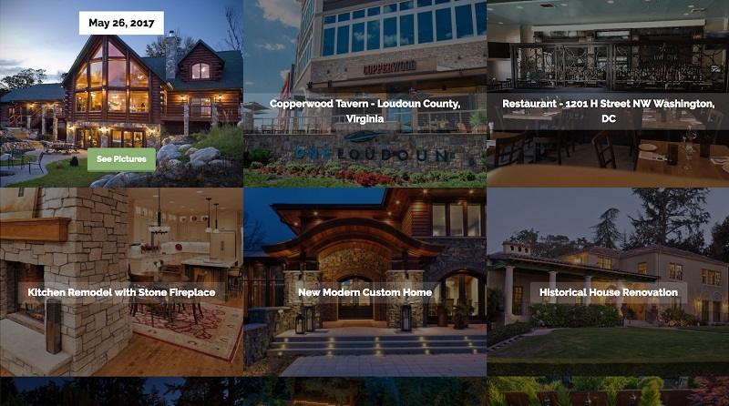 photo gallery portfolio plugin for contractors