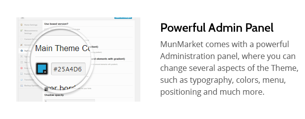Munmarket - A One and Multi Page Ecommerce Theme - 4
