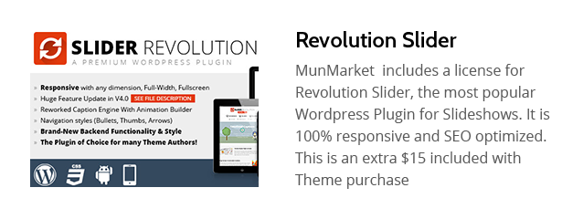 Munmarket - A One and Multi Page Ecommerce Theme - 5