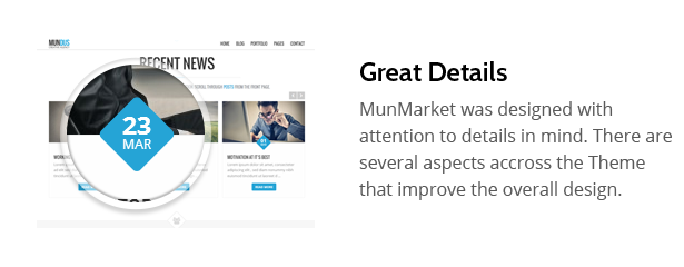 Munmarket - A One and Multi Page Ecommerce Theme - 6
