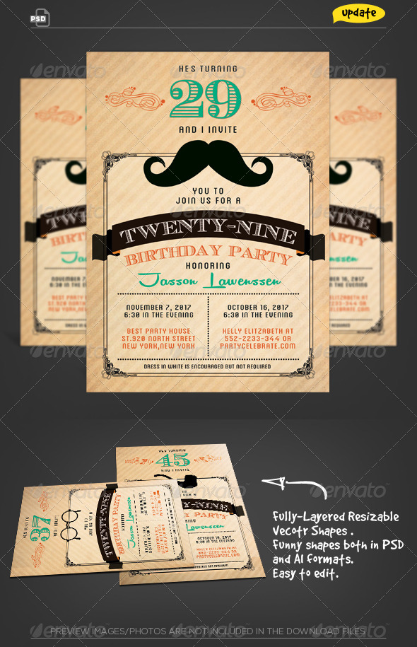 Completely Free Background Check >> 10 best birthday cards and invitations - PremiumCoding