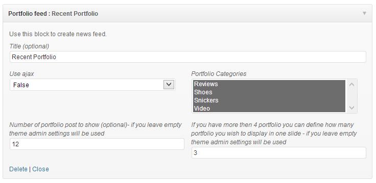 portfolio-feed
