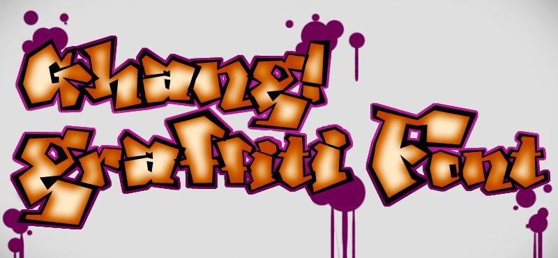 Free Graffiti font