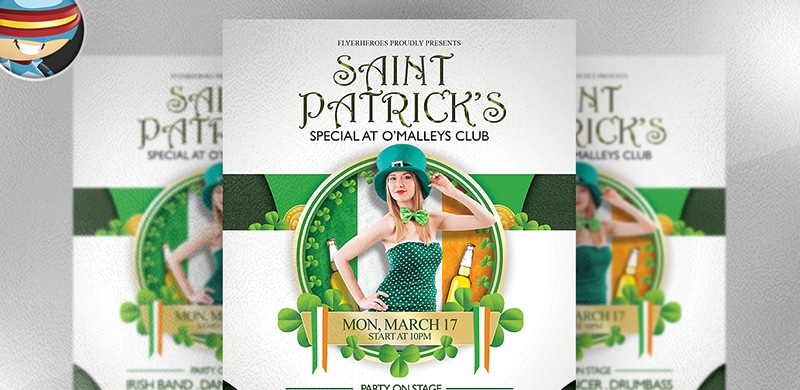Saint Patrick's Day vectors and designs