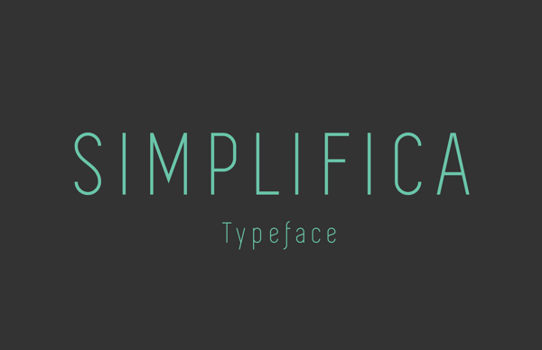 Tuesday Fonts: ALEX BRUSH, SIMPLIFICA and PORTO