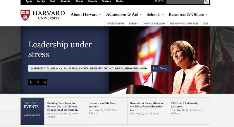 harvard-educational-site