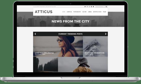 Atticus – Bold Blogger