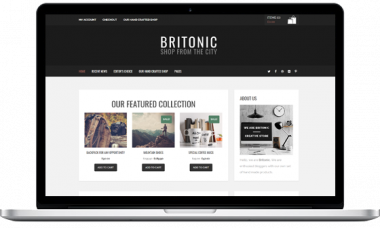 Britonic – Shop from the City