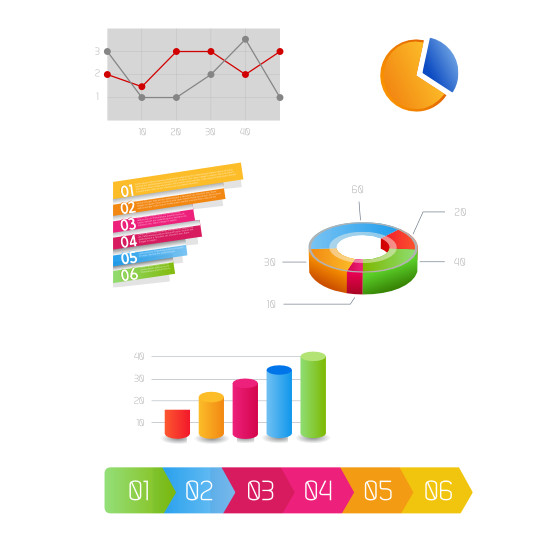 16 Free Kits to Create Cool Infographics - PremiumCoding