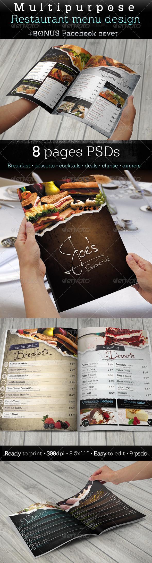 menu-template5
