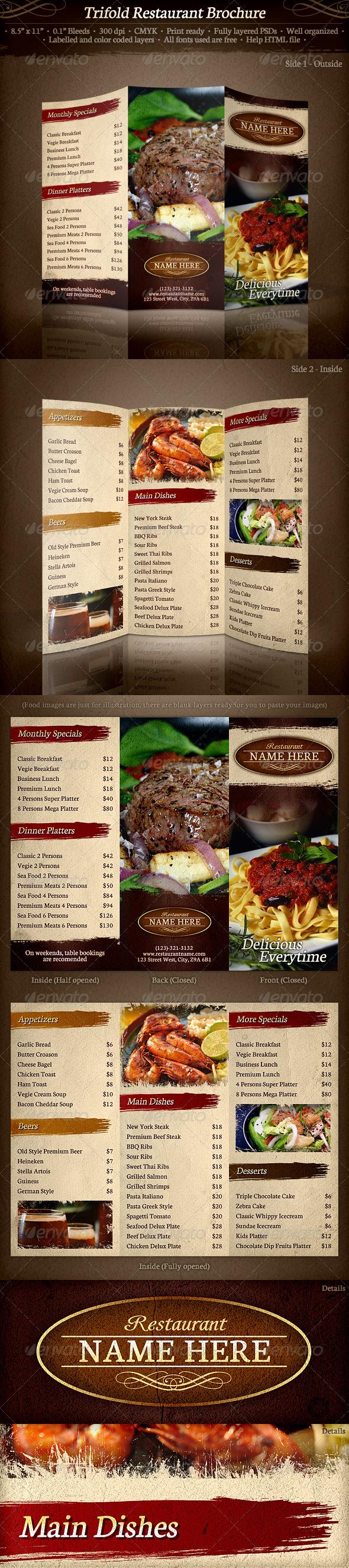 menu-template7