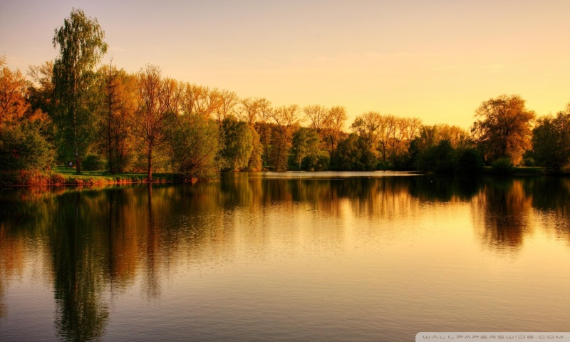 sunset_over_the_lake-wallpaper-800x480