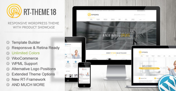 Best Selling WordPress Corporate Themes in 2014 - PremiumCoding