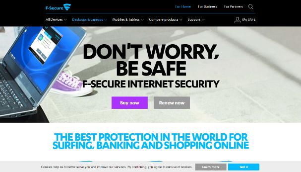F-Secure Safe 2014
