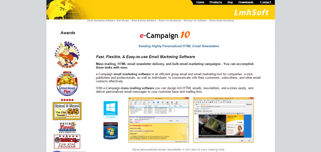 E-campaign
