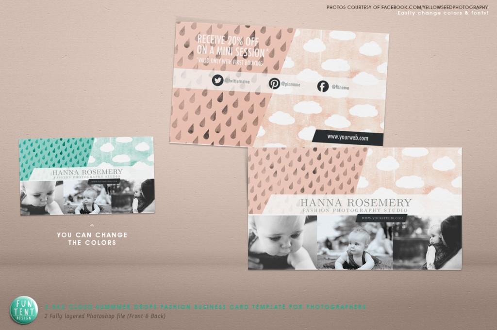 10 Premium Modern card templates - PremiumCoding