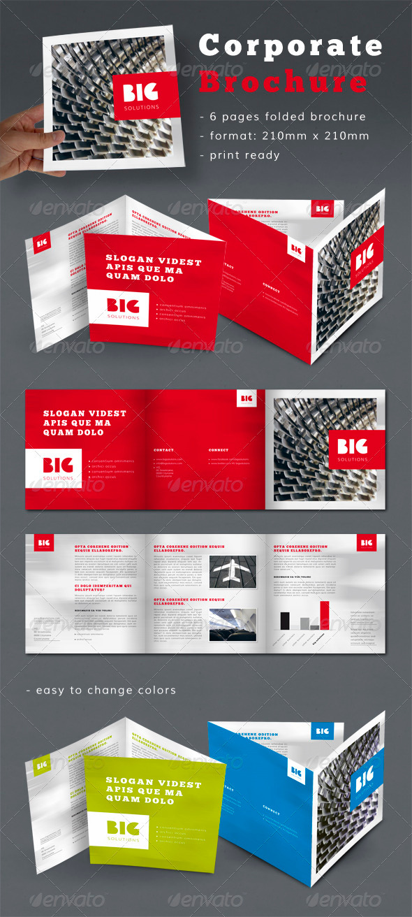 10 premium business brochures premiumcoding