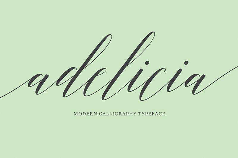 Tuesday fonts adelicia sugar plums and catfish
